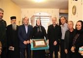 دیدار با خانواده شهید مرادیان-باغ موزه دفاع مقدس