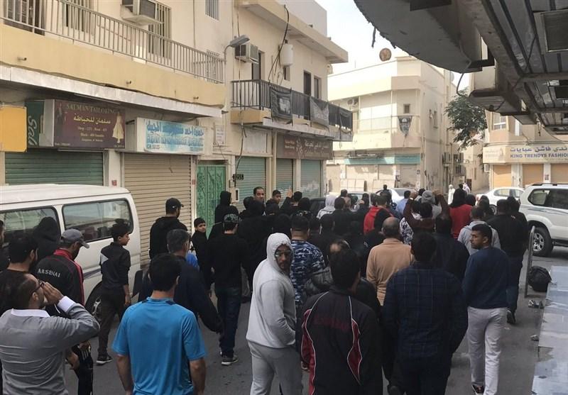 السلطات الخلیفیة تعدم 3 شبان بحرینیین رمیا بالرصاص+فیدیو