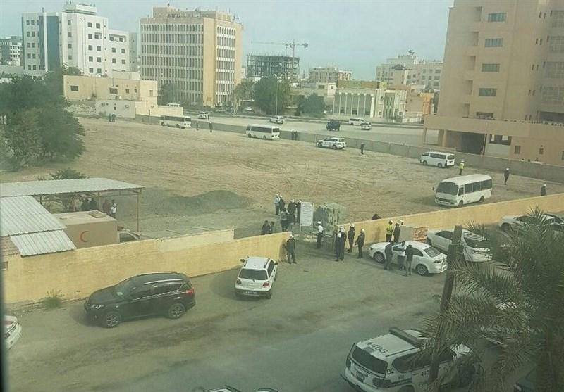 محل اعدام جوانان بحرینی