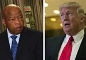 جنگ توئیتری ترامپ و نماینده سیاهپوست بالا گرفت