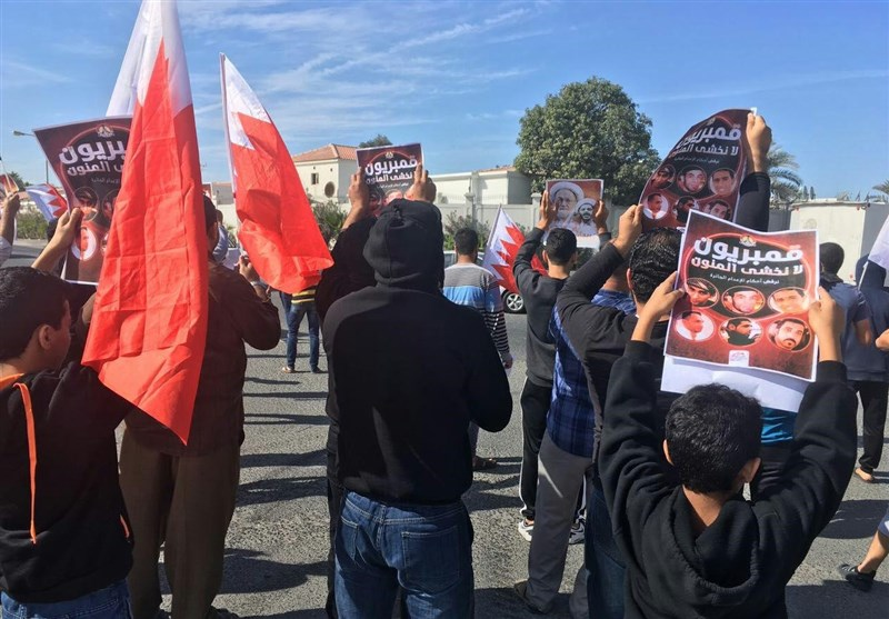 Anti-Regime Protests Continue in Bahrain (+Video)