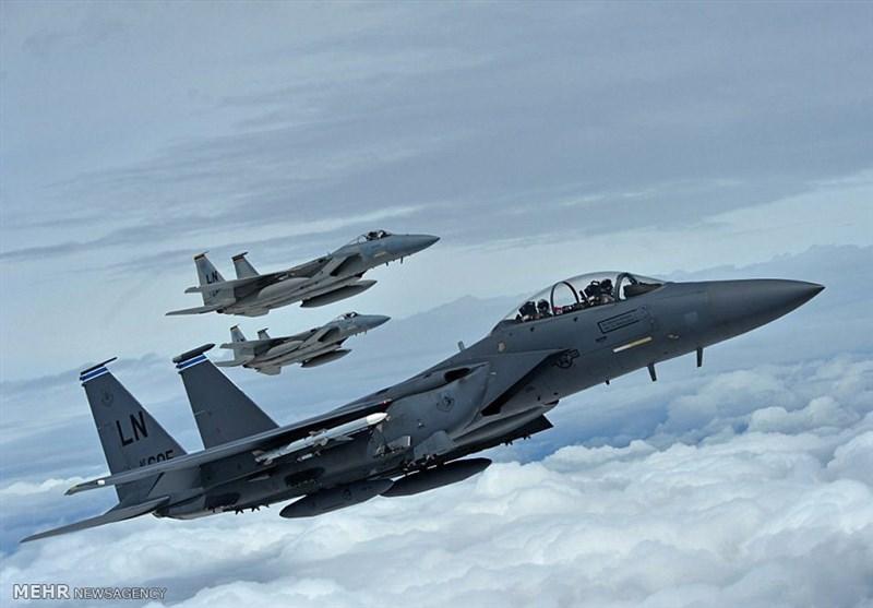بهترین عکسهای نیروی هوایی آمریکا در سال 2016