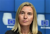 Mogherini Says Parties Seeking to Preserve Iran Deal