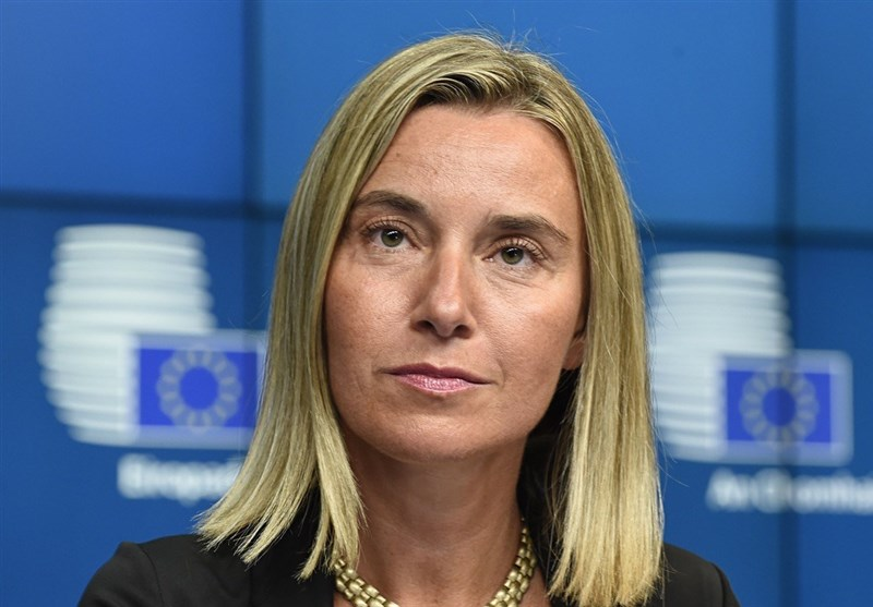 EU 'Working Firmly' to Preserve JCPOA: Mogherini