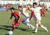 برتری پرگل شهرداری ماهشهر مقابل لشگر ناقص راهآهن/ پیروزی ملوان، بادران و مسهای فوتبال ایران