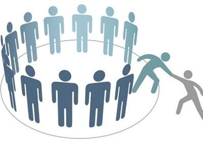 کمک - یاری - همدلی - سرمایه گذاری - مشترک