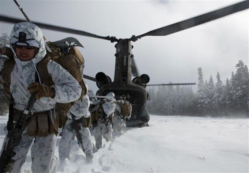 Hundreds of US Marines Land in Norway, Irking Russia