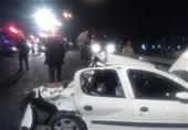 تصادف شدید کامیون با رانا