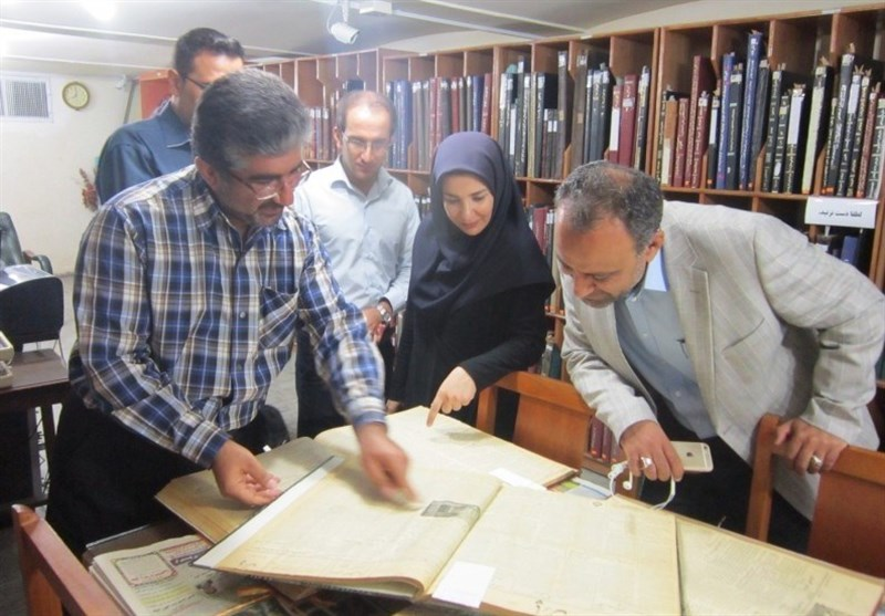 """کتابخانه دستغیب شیراز به """"موزه - کتابخانه"""" تبدیل میشود"""