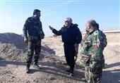 قوات مؤازرة إلى دیر الزور المحاصرة؛ وصمود کبیر للجیش أمام داعش +صور