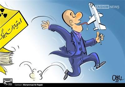 کاریکاتور/ آبنبات ایرباسی!!!