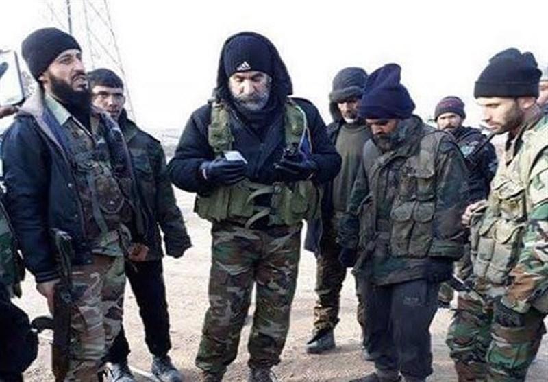 Suriye Cumhurbaşkanlığı Muhafızları Ve Hizbullah Kuvvetlerinin Deyrizor'a Girişi