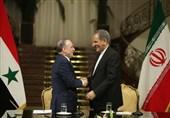 ایران وسوریا توقعان خمس وثائق للتعاون