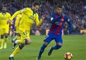 رافینیا بازی بارسلونا مقابل سوسیهداد را از دست داد