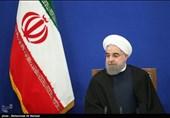 """روحانی: ایران اثبتت صدقها و""""لامعنى"""" للمفاوضات مجددا مع امریکا"""