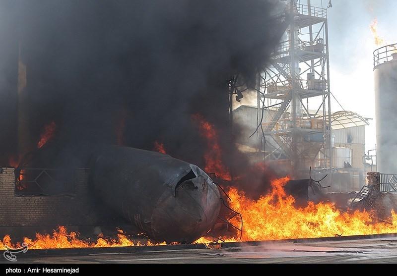 ناگفتههایی از آتشسوزی مهیب در شهرک صنعتی شکوهیه / اگر حریق مهار نمیشد میلیاردها خسارت بر جای میماند