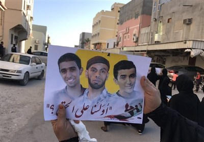 ادامه خروش بحرینیها