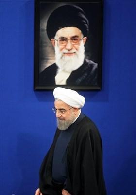 ایرانی صدر حسن روحانی کی پریس کانفرنس