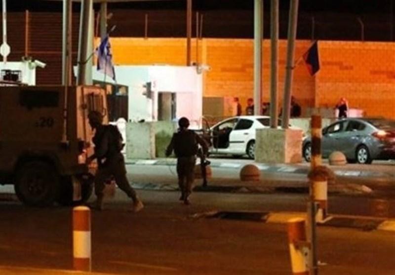 اصابة 3 فلسطینیین برصاص الاحتلال بمخیم جنین