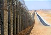 اسرائیل ارتفاع دیوار مرزی سرزمینهای اشغالی با مصر را به 8 متر افزایش داد
