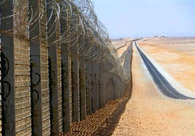 مرز مصر و سرزمین های اشغالی