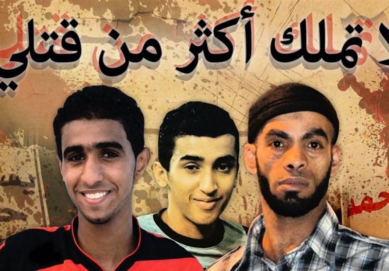 محتجون بحرینیون یحاولون الوصول إلى دوار اللؤلؤة