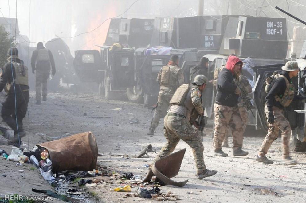 حمله داعش به یک مرکز امنیتی در شرق عراق