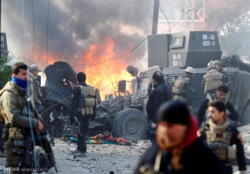 Nisan Ayında 317 Iraklı Öldürüldü Ve 403 Iraklı Da Yaralandı