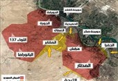 الجیش السوری یواصل تصدیه لهجمات داعش بدیر الزور