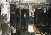 آتش سوزی مرگبار در بزرگراه شهید ستاری