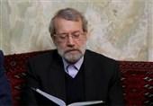 پیام تسلیت لاریجانی برای درگذشت حجتالاسلام خسروشاهی
