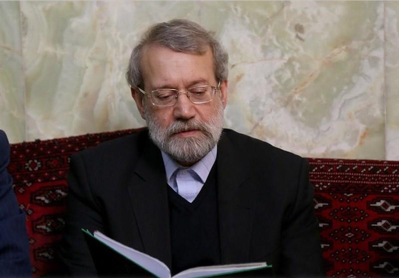 تسلیت لاریجانی برای درگذشت معاون سابق پارلمانی کمیته امداد