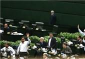 حاشیه مجلس|درگیری دو نماینده در جلسه استیضاح کرباسیان + فیلم