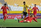 توقف سپاهان در خانه قهرمانی ویسی/ تیم دایی بعد از 3 هفته یک امتیاز گرفت