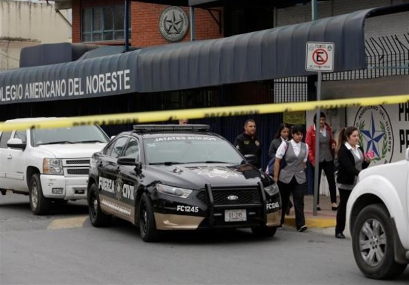 Three Badly Hurt in Shooting at American College in Northern Mexico