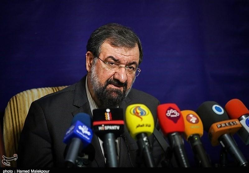 محسن رضایی: با عمل انقلابی آمریکا را در حوزه دفاع و امنیت کنار زدیم