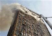 آتشنشانی تهران ابزار لازم برای تحقق الزامات قانونی را ندارد/ عدم تمدید بیمهنامه 68 میلیارد ریالی پلاسکو