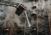 امکانات آتشنشانی در «پلاسکو» کافی بود/ عدم نیاز به استفاده از هلیکوپتر در این حادثه