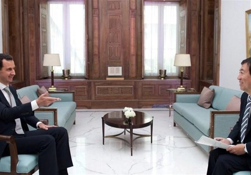 الأسد: الأولویة فی آستانة هی وقف اطلاق النار