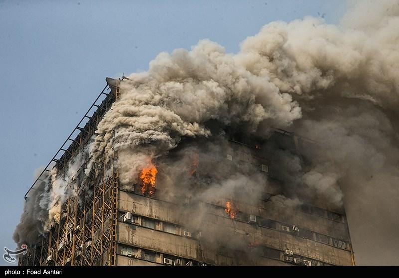 اسناد اخطارهای مکرر شهرداری تهران به مالکین پلاسکو درباره ایمننبودن ساختمان + سند
