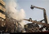 اعزام آتشنشانان کرج به تهران/اورژانس البرز آمادهباش است