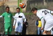 برتری تیم رسانه ورزش برابر منتخب پیشکسوتان در دیدار یادبود شهید حججی