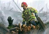 به یاد آتشنشانان قهرمان وطن
