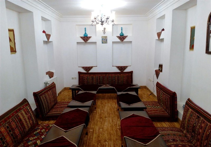 خانه تاریخی صادقی نماد فرهنگ و تمدن اردبیل