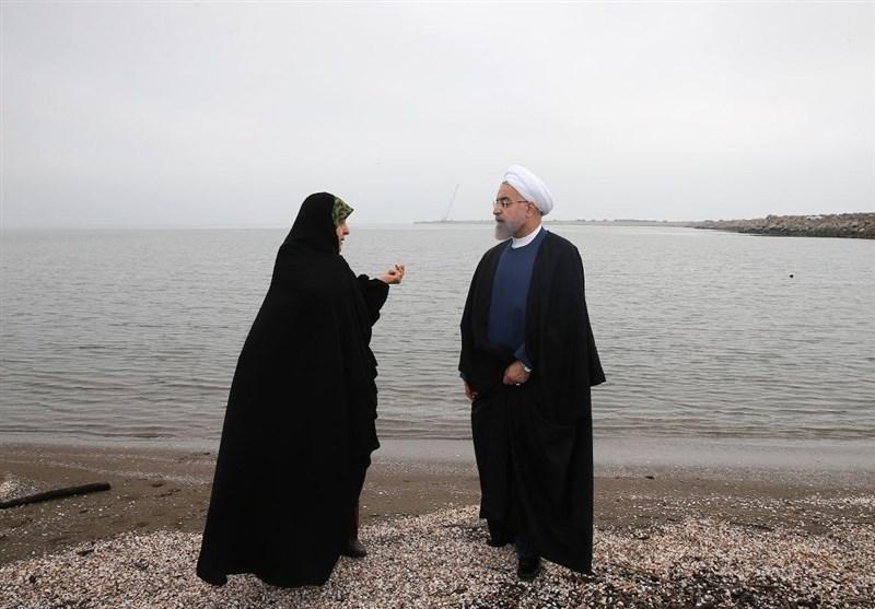 آقای روحانی! هورالعظیم را مسموم کردند نه احیا