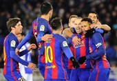 بارسلونا طلسم ورزشگاه «آنوئتا» را شکست