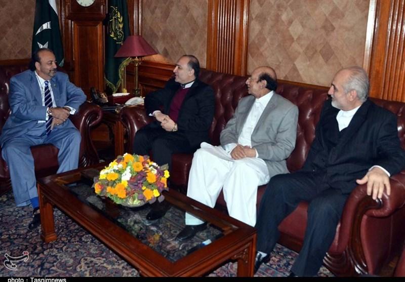 پاک ایران تعلقات وقت گذرنے کے ساتھ مزید مستحکم ہو رہے ہیں ، قائم مقام گورنر سندھ