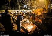نگهداری گاوصندوقها و اموال منقول پیدا شده ساختمان پلاسکو در گنجینه پلیس