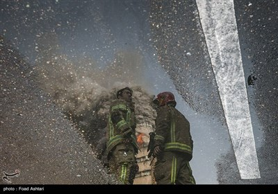 Rescue Operation at Plasco Building Enters 5th Day