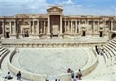 Daesh Terrorists Destroy Part of Roman Theater in Palmyra